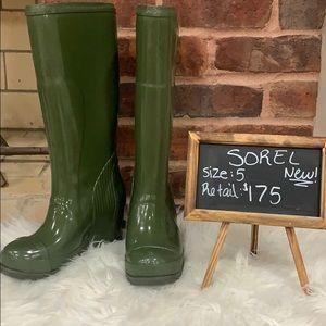 Brand New Sorel Boots Size 5 nwob